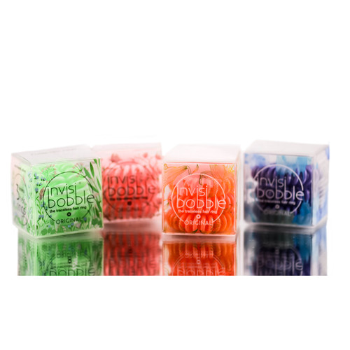 Invisibobble The Traceless Hair Ring/Secret Garden