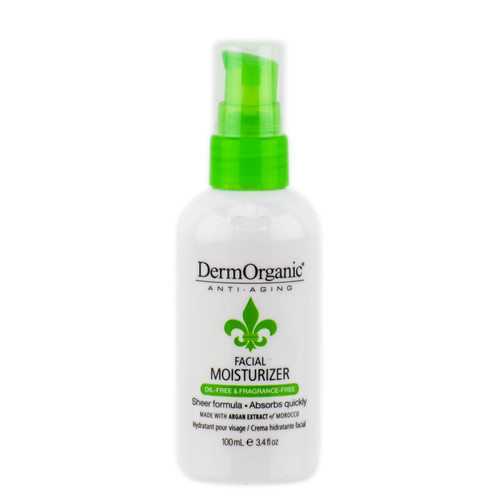 DermOrganic Anti Aging Facial Moisturizer