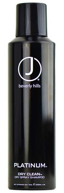 J Bevely Hills Platinum Dry Clean Spray Shampoo