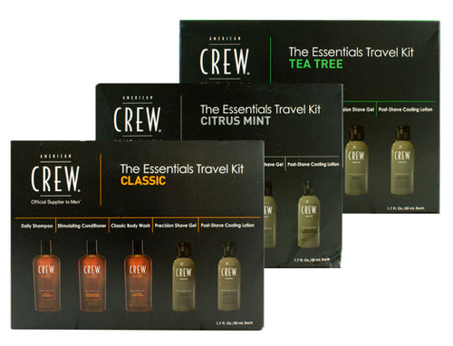American Crew The Essentials Travel Kit
