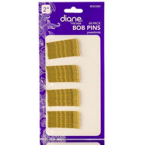 Diane Blonde Bobby Pins