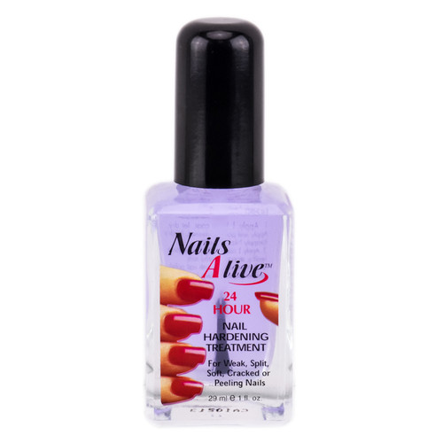 Nail Supplements: Nails Alive 24 Hour Nail Hardening Treatment