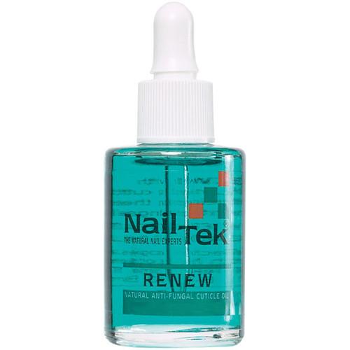 Nail Supplements: Nail Tek Renew Anti-Fungal Cuticle Oil