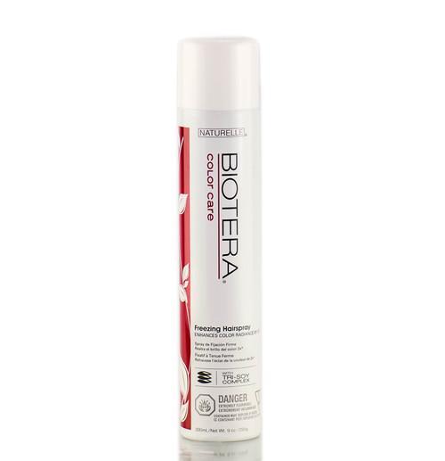 Naturelle Biotera Color Care Freezing Hairspray