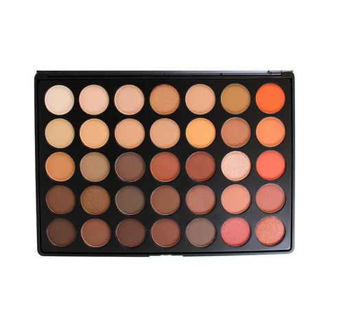 Morphe 35O Color Glow Eyeshadow Palette