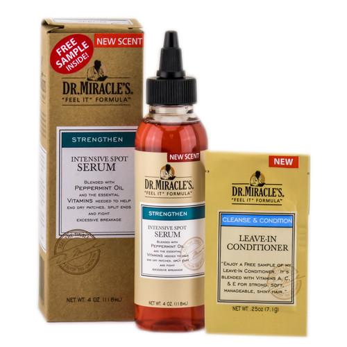 Dr. Miracle's Intensive Spot Serum Hair & Scalp Treatment