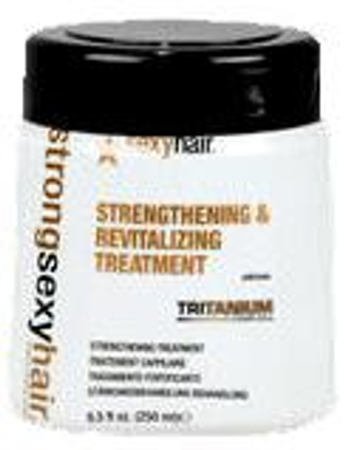 Strong Sexy Hair Strengthening and Revitalizing Treatment Masque