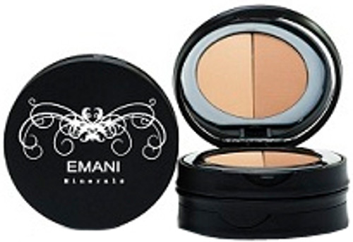 Emani Bronzer and Highlighter Duo