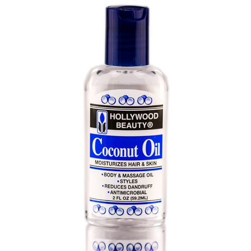 Hollywood Beauty Coconut Oil