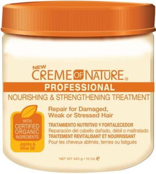 Creme of Nature Professional Nourishing & Strengthening Treatment