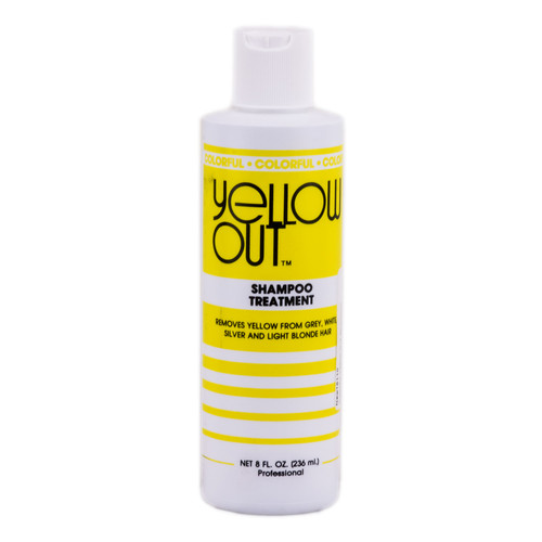 Colorful Yellow Out Shampoo Treatment