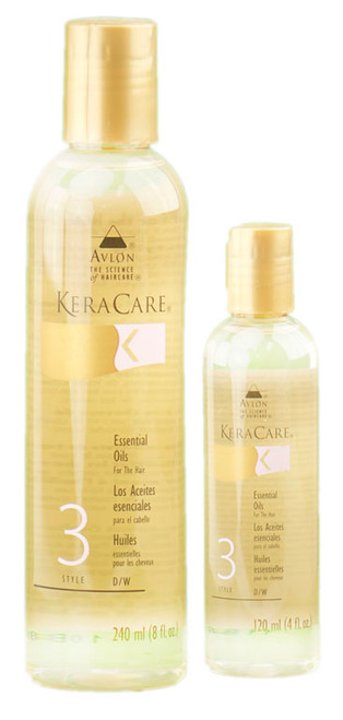 KeraCare Essential Oils for Hair