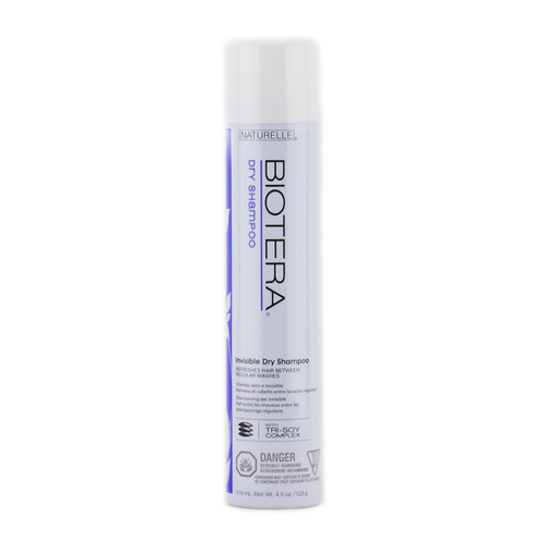 Naturelle Biotera Styling Invisible Dry Shampoo