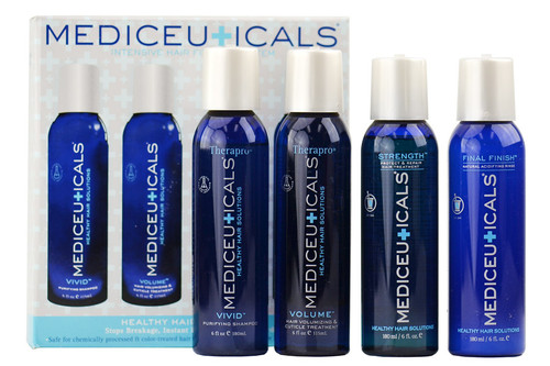 Therapro Mediceuticals Advanced Intensive Hair Fitness System