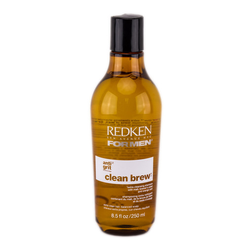 Redken For Men Anti Grit Clean Brew Extra Cleansing Shampoo