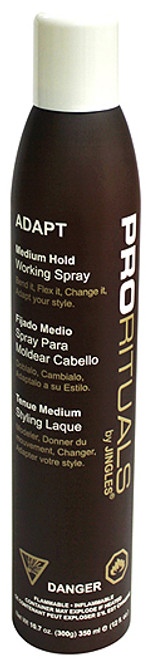 ProRituals Adapt Medium Hold Working Spray