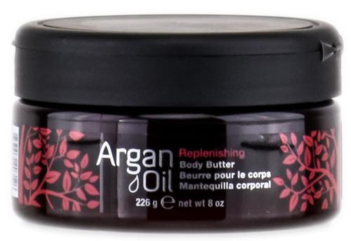 Body Drench Argan Oil Replenishing Body Butter