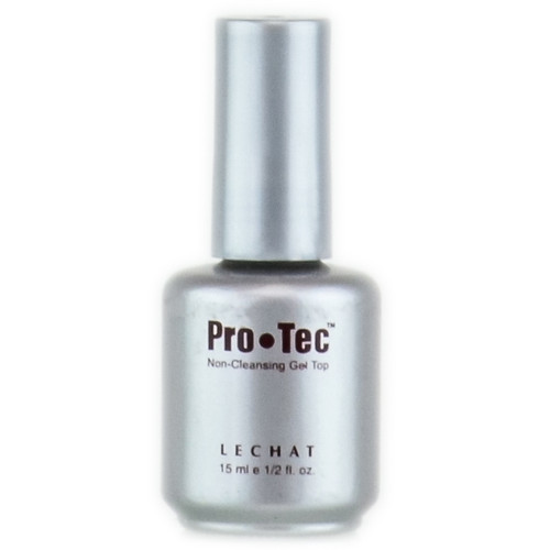 Nail Supplements: Lechat Pro-Tec Non-Cleansing Gel Top - Gels Acrylics Wraps