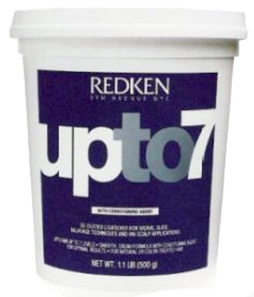 Redken Up to 7 De-Dusted Lightener