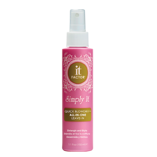 It Factor Simply It Quick BlowDry Smoothing Lotion