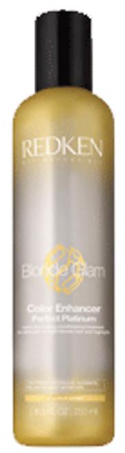 Redken Blonde Glam Color Enhancer Perfect Platinum