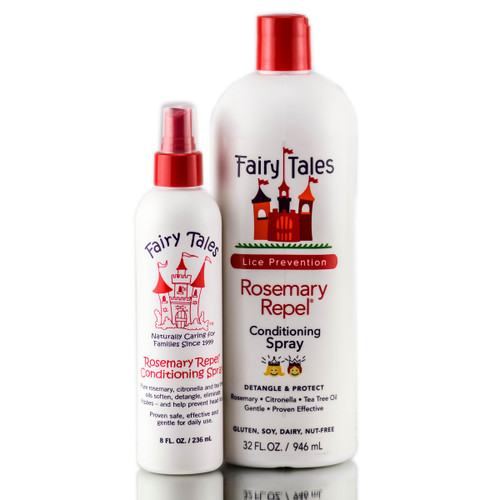 Fairy Tales Rosemary Repel Leave-in Conditioning Spray