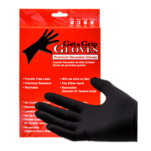 Other Accessories: Get A Grip Gloves - Medium