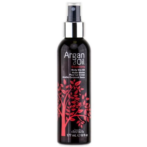 Body Drench Argan Oil Emulsifying Body Dry Oil