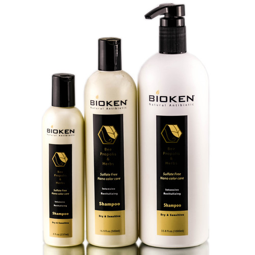 Bioken Intensive Revitalizing Shampoo for Dry & Sensitive