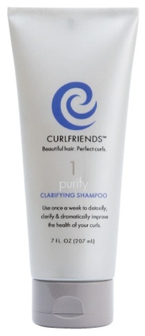 Curl Friends 1 Purify Clarifying Shampoo