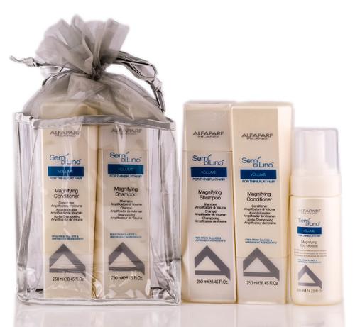 Alfaparf Hair Set - Amplify Your Volume