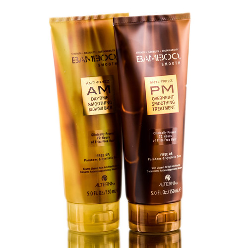 Alterna Bamboo Anti-Frizz Smoothing Steps - AM/PM