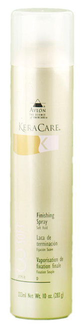 Avlon KeraCare Finishing Spray Soft Hold