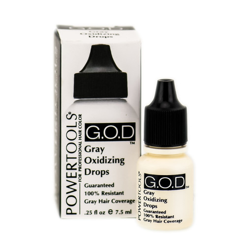 Other Accessories: PowerTools G.O.D Gray Oxidizing Drops
