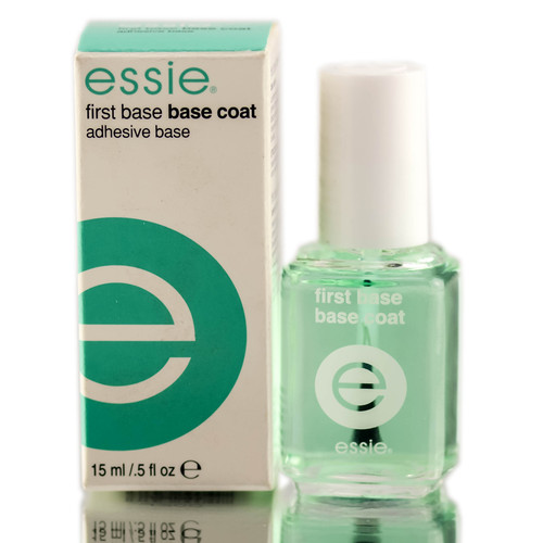 Base Coat: Essie First Base Base Coat Adhesive
