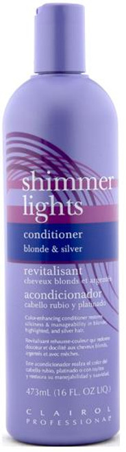 Clairol Shimmer Lights Conditioner - blonde & silver