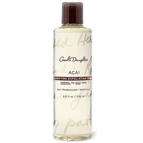 Carol's Daughter Acai Clarifying Exfoliating Toner