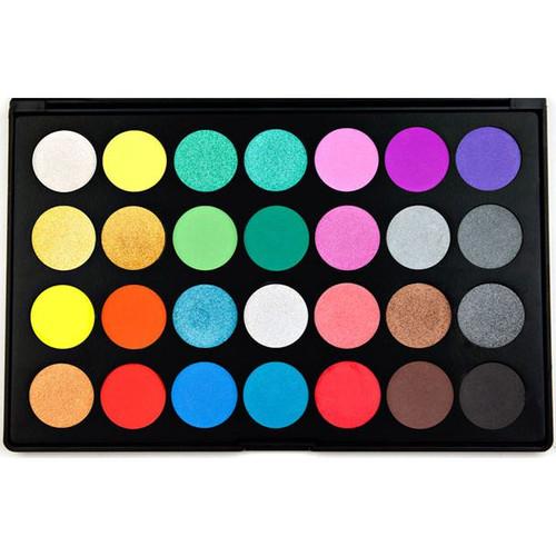 Morphe 28 Color Hot Palette - 28F