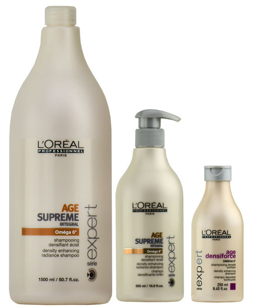 L'oreal Serie Expert - Age Supreme Density Enhancing Shampoo