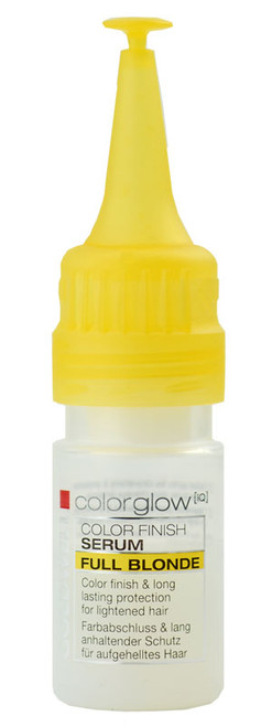 Goldwell Color Glow IQ Color Finish Serum - Full Blonde