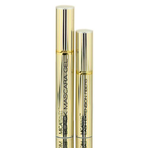 MICA Beauty Cosmetics Luxury 3D Fiber Mascara Kit