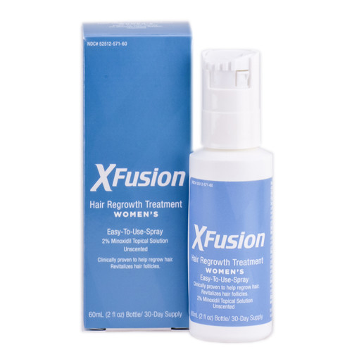 XFusion Hair Regrowth Treatment Women's - 30 Day Supply