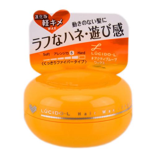 Lucido-L Hair Wax Edgy Move