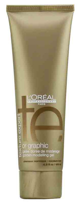L'Oreal Texture Expert Or Graphic Golden Modelling Gel