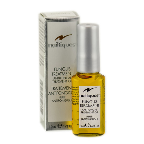 Nail Supplements: Nailtiques Fungus Treatment Oil