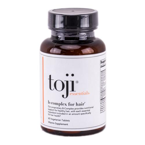ToJi Essentials B Complex For Hair 60 Day Supply