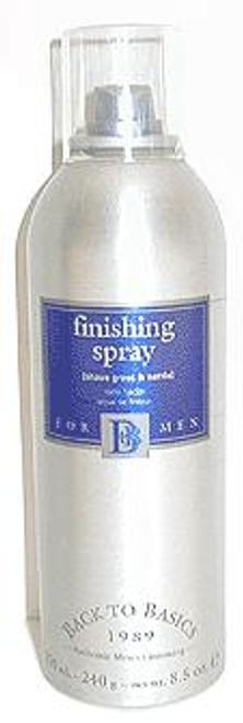 Back to Basics for Men Finishing Spray