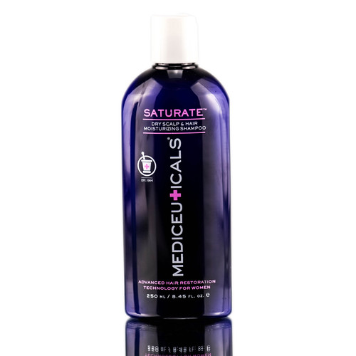 Therapro Mediceuticals Saturate Dry Scalp & Hair Moisturizing Shampoo