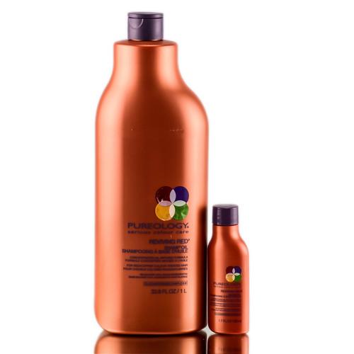 Pureology Reviving Red Shamp Oil