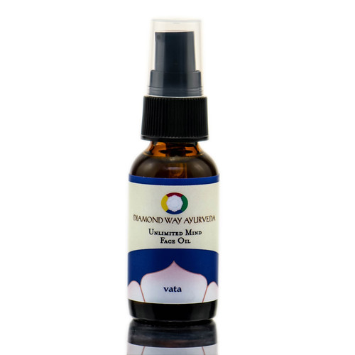 Diamond Way Ayurveda Unlimited Mind Face Oil